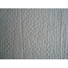 Tissu de mode en tissu Ramie Seersucker