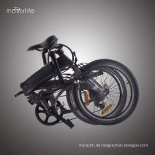 2017 heißesten 36v350w 20 '' mini tasche e fahrrad faltbare, hohe batterien elektrische fahrrad grün ebike