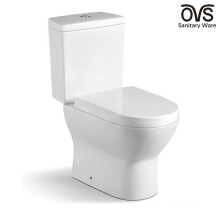 Washdown P-Trap Two Piece Toilet Sanitaryware