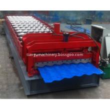 Factory price glazed terrazzo tile machine