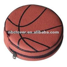 basketball shape cd storage bag