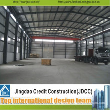 High Quality Steel Structural Building Warehouse Jdcc1010