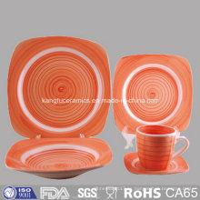Vajilla Ikea cerámica barata popular (conjuntos)