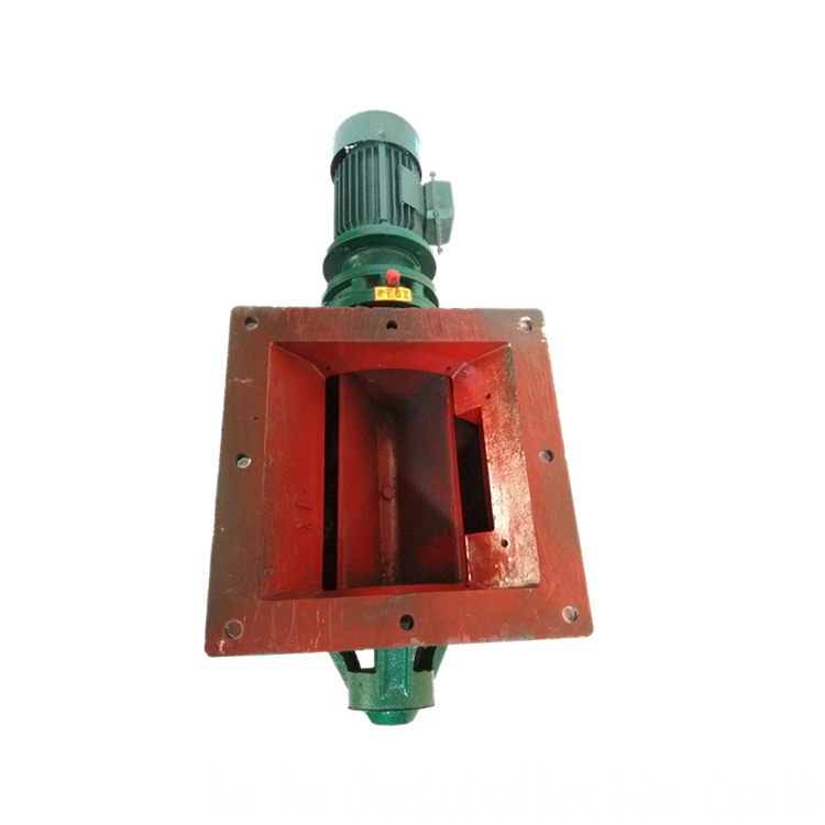 Electric YJD A star type ash relief valve