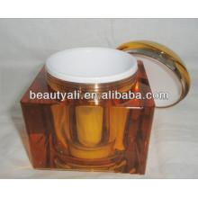 200g Kosmetikverpackung Kunststoff Acryl Kosmetikglas