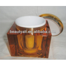 200g Cosmetic Packaging Plastic Acrylic Cosmetic Jar