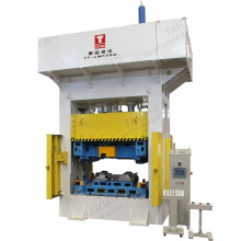 Prensa de moldeo compacta SMC Press Machine