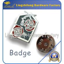 Metal Badge Custom Promitional Regalos