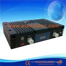 27dBm 80db однополосный мобильный усилитель сигнала с цифровым дисплеем