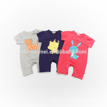 Fashionable baby rompers infant organic cotton baby clothes jumpsuits wholesale adult baby onesie