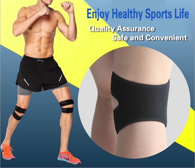 safe and convenient knee brace