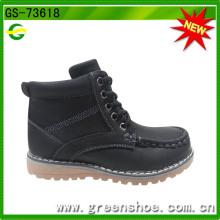 Lederstiefel Schuhe für Kind Heißer Verkauf 2016