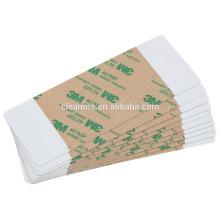 (Caliente) Impresora de tarjetas Datacard Kit de limpieza compatible 548714-001 / 10pcs Tarjetas de limpieza adhesiva