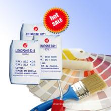 Pigmento de tinta Matéria-prima Lithopone (B311)