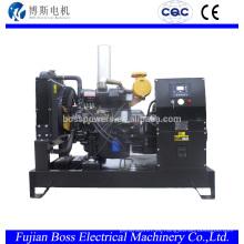 50hz 230V Quanchai tipo abierto 20kw generador diesel