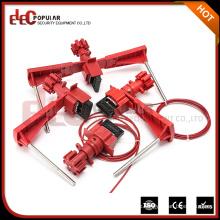 Elecpopular 2016 Neue Produkte OEM Universal Sicherheitsventile Verriegelungsgeräte Industrial Grade Steel Lock