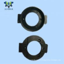 Высокоточная чёрная анодированная чпу токарная обработка алюминиевых деталей