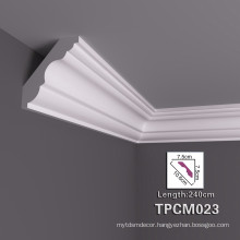 Hot Sale PU Cornice Moulding With Diversified Latest Designs