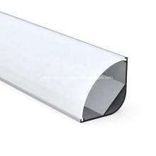 Extrusão de alumínio led strip piso led strip lights