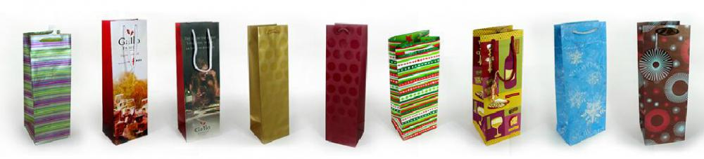 printed paper bag supplier