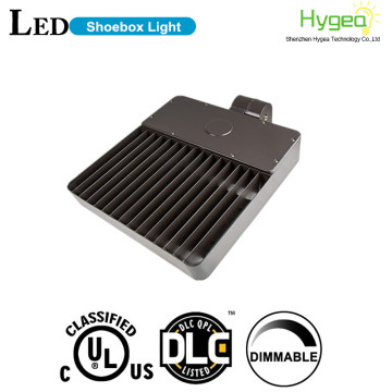 240w LED shoebox light fixture