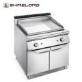 Furnotel Machine à cuiseur de pâtes gaz / électrique commercial autonome de nouilles Furnotel