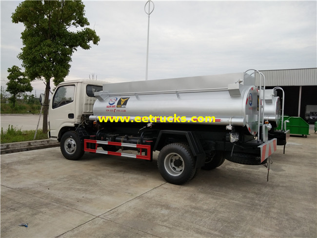 5000 Litres Aircraft Refuelling Trucks