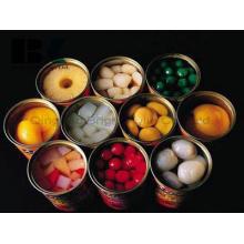 Mehr Art von Dosen Gelber Pfirsich in Sirup