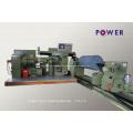 Machine de revêtement de rouleaux en caoutchouc automatique