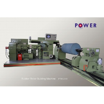 Machine de couverture de rouleau industrielle