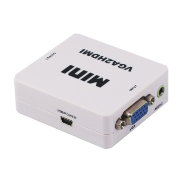 Adattatore Mini VGA + Audio ad HDMI