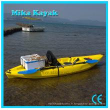 Vente de kayak en plastique moulé Roto