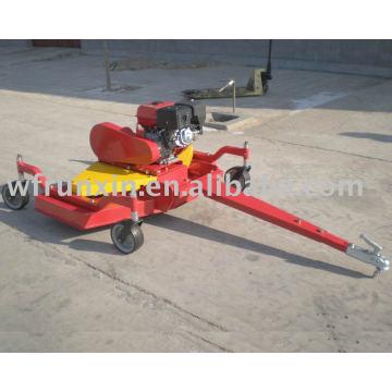 ATV Finishing Mower-13hp gasoline engine,towable mower