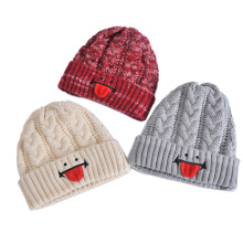 Fashion Jacquard Knitted Hats