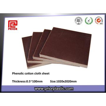 3025 Phenolic Cotton Tuch Laminat Blatt