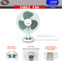 Ventilador de mesa con CE / RoHS / GS estándar