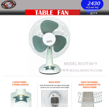 Table Fan with CE/RoHS/GS Standard