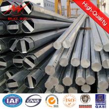 40FT Poles of Conductors, Insulators & Cross Arms Electric Pole