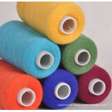 100% pure mongolian cashmere yarn high best quality