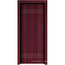 Меламин дверь кожи (ЖЛ-MS15)