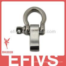 Bracelets de bracelet paracord de boucle en métal de Paracord