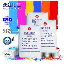 China Óxido de zinc (99.5%) Del fabricante con buen precio