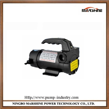 Micro de 12V/24V DC reaprovisionar de combustible autocebante bomba de aceite diesel