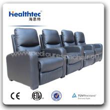 Modern Black Home Theater Wireless Speaker Chair(B039)