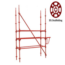 Factory customizable Kwikstage Scaffolding for building