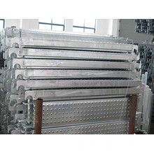 Safety Galvanized Steel Scaffolding Planks Strong Style