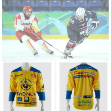 Camisetas y camisas Dye Sublimation Ice Hockey