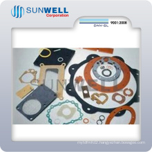 Rubber Gasket Cut From Rubber Sheets