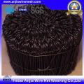 Materiales de construcción Alambre recocido negro del alambre del hierro del acero