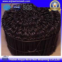Baustoffe Schwarz geglüht Stahl Eisen Draht Bindung Draht